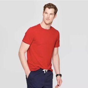 Men's Standard Fit Short Sleeve Lyndale Crew Neck